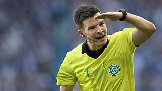 Osmers pfeift BVB gegen Köln