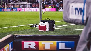 Deutsche EM-Vorbereitungsspiele auf RTL