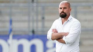 FC-Trainer Glass: Position überm Strich verteidigen