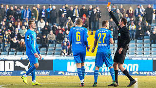Drei Spiele Sperre für Jenas Skenderovic