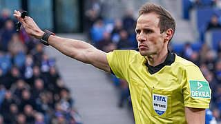 Stegemann pfeift Hertha gegen Schalke