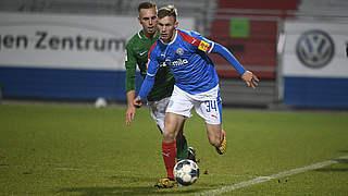 U 18-Nationalspieler Sterner bleibt in Kiel