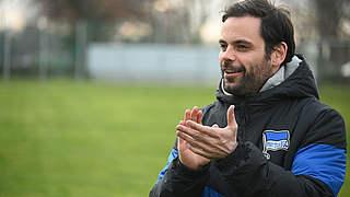 Hertha-Trainer Reiß: Wir müssen immer am Limit spielen