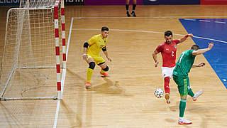 DFB-Team qualifiziert sich für Play-offs