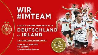 Vorverkauf für Irland-Länderspiel in Münster: Jetzt Tickets sichern