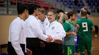 Loosveld über Play-offs: Kein Team dabei, vor dem ich Angst habe