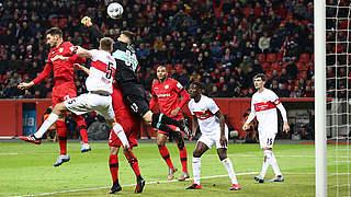 Leverkusen und Union feiern Favoritensiege