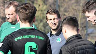 U 19-Trainer Ried: Fürth ist für mich Familie und Heimat