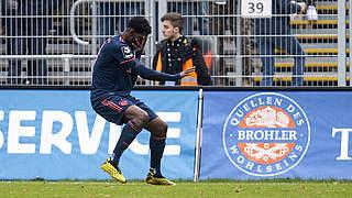 FCB-Rekordschützen: Wriedt holt Müller ein