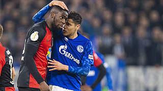 Nach Rassismus-Vorfall 50.000 Euro Geldstrafe für Schalke 04