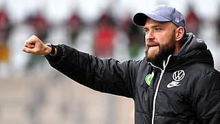 VfL-Coach Lerch: Triple? Unser Ziel ist der maximale Erfolg