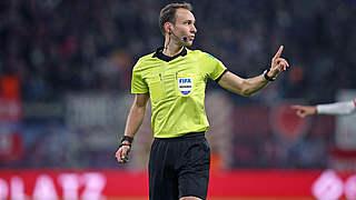 Dankert pfeift Dortmund gegen Frankfurt