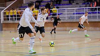 DFB-Team in Play-offs gegen die Schweiz