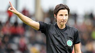 Rafalski pfeift Wolfsburg gegen Potsdam