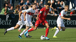 FC Bayern empfängt VfB zum Süd-Klassiker