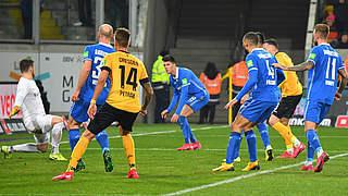 Sportgericht weist Dresden-Einspruch gegen Darmstadt-Spiel zurück
