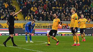 Sportgericht weist Dresden-Einspruch gegen Darmstadt-Spiel erneut zurück