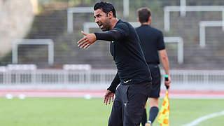 Atalan neuer Trainer beim Halleschen FC