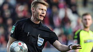 Dingert pfeift Hoffenheim gegen FC Bayern
