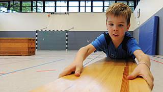Kinder mit Mini-Turnieren begeistern