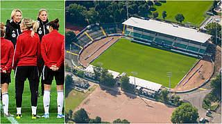 Stehplätze fürs Irland-Spiel in Münster