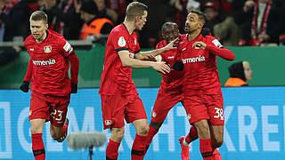 In Überzahl: Bayer dreht Spiel gegen Union