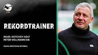 Rekordtrainer: Dotchev holt Vollmann ein