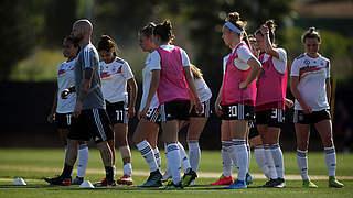 Drittes Spiel in fünf Tagen: U 19 trifft auf Island