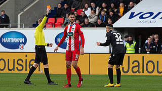 Zwei Spiele Sperre für Karlsruhes Ben-Hatira