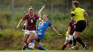 U 19 verliert zum Abschluss gegen Island