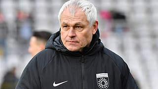 Coach Boysen in Großaspach: Als wäre ich nie weg gewesen