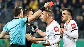 DFB-Sportgericht verhandelt Kostic-Sperre am 24. März