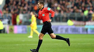 Hartmann pfeift Düsseldorf gegen Paderborn