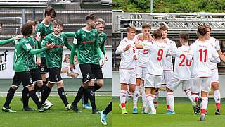 Derby um Endrunde: Gladbach gegen Köln