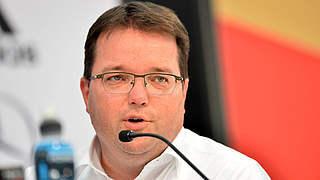 Corona: DFB prüft Unterstützungsprogramm
