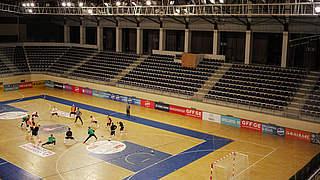 Futsal-Bundesliga: Vorstand kann über Verschiebung entscheiden