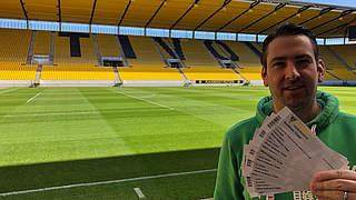 Alemannia Aachen verkauft Goldene Tickets