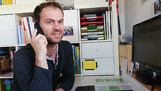 Marco Konrad: Trainerstart im Homeoffice