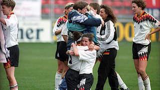 EM 1995: Viertes Turnier, dritter Titel