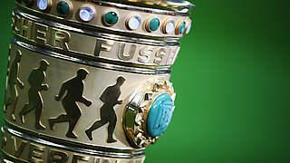 Halbfinale im DFB-Pokal wird verlegt