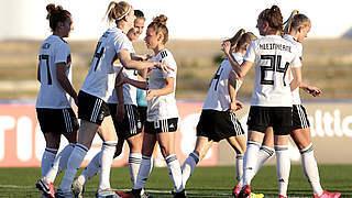 DFB-Team rückt in Weltrangliste an USA ran