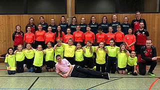 SV Mosbach: U 17 trainiert im Homeoffice