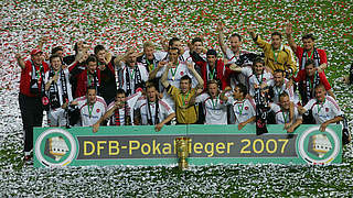 Pokalfinale 2007: VfB gegen Nürnberg re-live bei Youtube