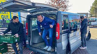 Aschaffenburgs Baier: Alle im selben Boot
