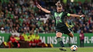DFB-Spielführerin Popp verlängert bis 2023