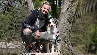 Jeder Euro hilft: Popp unterstützt Tierpark