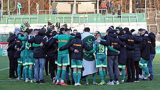 FC Homburg hilft mit breitem Netzwerk