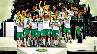 Pokalfinale 2009: Bayer 04 vs. Werder re-live auf YouTube