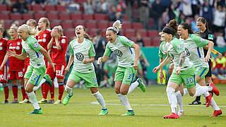 Pokalfinale 2018: Wolfsburg vs. FC Bayern re-live auf YouTube