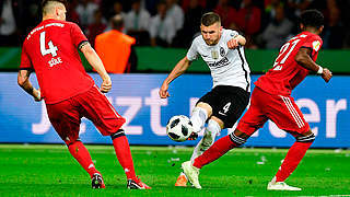 Pokalfinale 2018: FC Bayern vs. Frankfurt re-live auf YouTube